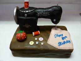 vintage sewing machine cake food pinterest vintage sewing