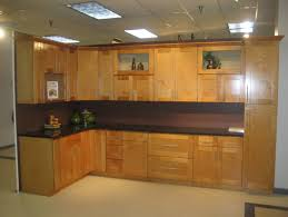 Black Shaker Kitchen Cabinets by Astonishing Maple Shaker Kitchen Cabinets Features Black Color