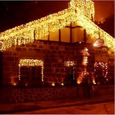 Curtain Christmas Lights Indoors Fuloon Led Curtain Light For Wedding Outdoor Xmas Lights Fairy