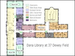 at t center floor plan directions dartmouth library