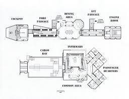 Serenity Floor Plan Lightwave Serenity Tutorial Page 4 Foundation 3d Forums