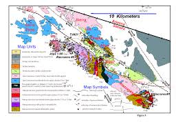 Cpp Map Geotectonics Field Trips