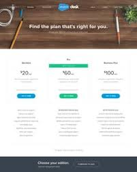 plans pricing page faq jobandtalent by jaime de ascanio dribbble curated directory of the best pricing pages web site design