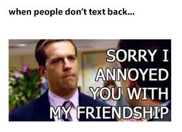 No Text Back Meme - when people dont text back http jokideo com when people dont