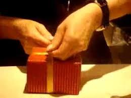 tutorial cara membungkus kado jam tangan tip n trik bungkus kado youtube
