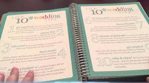 personalized wedding planner ideas personalized wedding binder wedding planning agenda