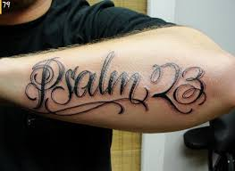 psalm 23 psalm 23 and