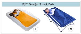 Travel Bed For Toddler images Gear girl best travel beds momtrends jpg