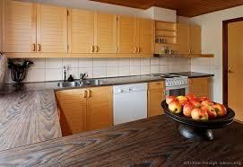 Light Wood Kitchens Wood Tile Kitchen Countertops Best 25 Tile Kitchen Countertops