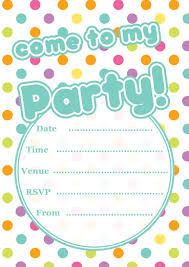 polka dot invitations polka dot invitation template free printable polka dot party