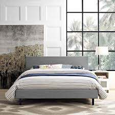 728 best wall design images anya fabric full size platform bed free shipping today