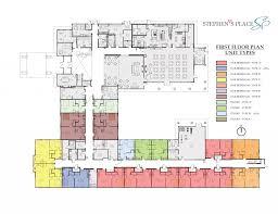 Ada Floor Plans by Floor Plans Stephen U0027s Place