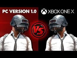 pubg xbox one x vs pc pubg xbox one x console vs pc version battlegrounds best solo