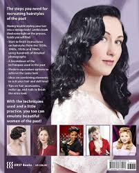 hairstyle books for women vintage hairstyling book retro hairstyles lauren rennells pinup 50s