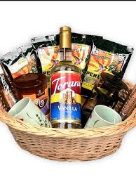 gourmet coffee gift baskets coffee lover s gourmet coffee gift basket with a press
