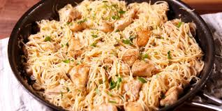 Easy Chicken Dinner Ideas For Family Best Chicken Bacon And Spinach Spaghetti Recipe How To Make