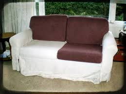 White Sofa Slipcovers by White Couch Slipcovers U2014 Cfields Interior Attractive Couch