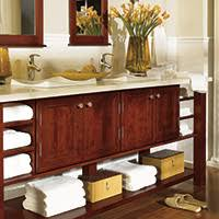 Thomasville Bathroom Cabinets And Vanities Thomasville Design Your Room Bathroom Cabinets