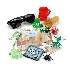passover plague toys rite lite passover bag of plagues toys bed bath beyond