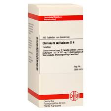 K He Im Internet Kaufen Chininum Sulfuricum D 4 Tabletten 200 Stück N2 Online Bestellen