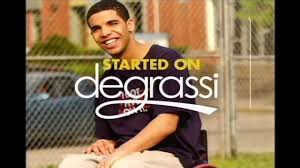 Drake Degrassi Meme - started on degrassi promo youtube