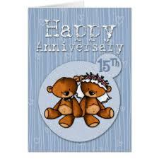 15 year anniversary gift 15 year anniversary gifts on zazzle