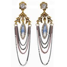 dangling earrings women tassel earrings aaa cz dazzling dangling earrings aliexpres