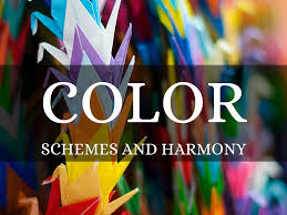 color schemes and harmony by loreal frye