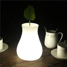 Vase Table Lamp Glowing Vase Led Table Light U2013 Lu Qing Wen