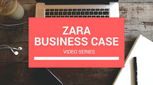 Sample Resume For Zara by Business Case Study Zara