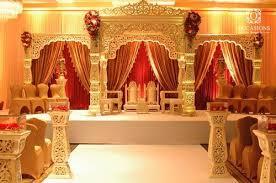 mandap decorations marriage mandap decoration services in pune pranav enterprises
