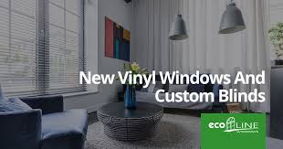 Saskatoon Custom Blinds Your New Vinyl Windows And Custom Blinds