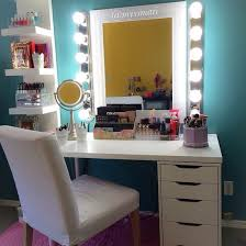 Ikea Makeup Vanity by Vanity Goals The Glam Room Pinterest Vanities Room Ideas