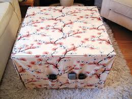 how to cover a table sophie in stitches coffee table cover with remote control holders