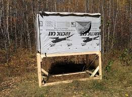 Deer Blind Plans 4x6 Diy Elevated Hunting Blinds The Hunting Gear Guy