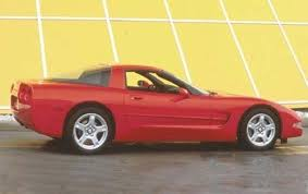 98 chevy corvette used 1998 chevrolet corvette coupe pricing for sale edmunds