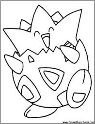 pokemon coloring pages togepi vaporeon coloring page coloring pages pokemon pinterest