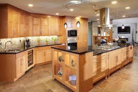 light brown kitchen cabinets designs light brown kitchen cabinets with stainless steel cooktops