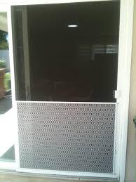 Plastic Exterior Doors Sliding Glass Door With Built In Great Dane Doors For