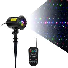 Laser Stage Lighting Outdoor by Amazon Com Poeland Garden Laser Lights Waterproof Christmas