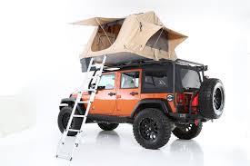 jeep wrangler overland tent amazon com smittybilt 2783 folded tent automotive