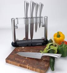 amazon com utopia kitchen stainless steel 6 piece knives set 5