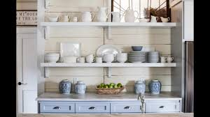 Small Kitchen Open Shelving Open Shelving Ideas For Small Kitchen Modular Kitchen Design