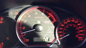 subaru check engine light cruise flashing subaru sti no abs traction control diff lock flashing issue