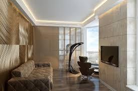 salon chambre a coucher splendide canape bois minimaliste intérieur design salon chambre