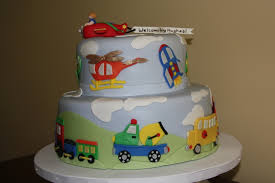 baby shower vehicles cake cakecentral com