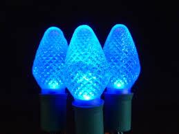 blue led christmas string lights c7 led christmas light strings 25 light string 7 50 christmas