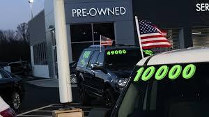 Buy 2nd Hand Car Los Angeles April Car Sales Plummet Does That Signal A Longer Term Decline