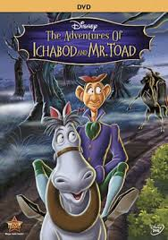 Adventures Of The Little Toaster The Adventures Of Ichabod And Mr Toad By James Algar Clyde