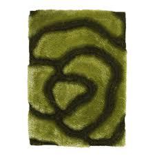 3d shag collection 3d green area shag rug hand grey floor paint